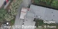 Фотография со спутника Яндекса, улица Островского, дом 81 в Челябинске