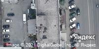 Фотография со спутника Яндекса, улица Энтузиастов, дом 12 в Челябинске