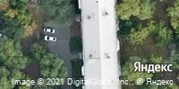 Фотография со спутника Яндекса, улица Энгельса, дом 47А в Челябинске