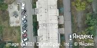 Фотография со спутника Яндекса, Свердловский проспект, дом 12А в Челябинске