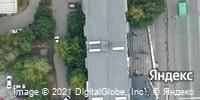 Фотография со спутника Яндекса, Свердловский проспект, дом 14 в Челябинске