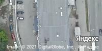 Фотография со спутника Яндекса, Свердловский проспект, дом 16 в Челябинске