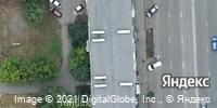 Фотография со спутника Яндекса, Свердловский проспект, дом 10 в Челябинске