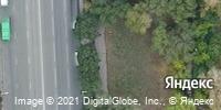 Фотография со спутника Яндекса, Свердловский проспект, дом 15 в Челябинске