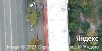 Фотография со спутника Яндекса, Свердловский проспект, дом 11 в Челябинске