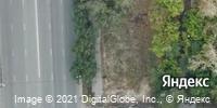 Фотография со спутника Яндекса, Свердловский проспект, дом 17 в Челябинске