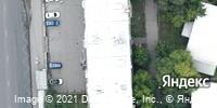 Фотография со спутника Яндекса, Свердловский проспект, дом 23А в Челябинске