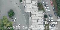 Фотография со спутника Яндекса, Свердловский проспект, дом 7 в Челябинске