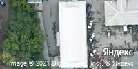 Фотография со спутника Яндекса, Свердловский проспект, дом 7А в Челябинске