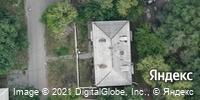 Фотография со спутника Яндекса, переулок Островского, дом 10А в Челябинске