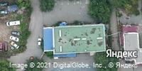 Фотография со спутника Яндекса, переулок Островского, дом 5 в Челябинске