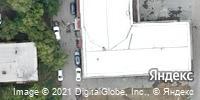 Фотография со спутника Яндекса, переулок Островского, дом 8 в Челябинске