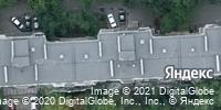 Фотография со спутника Яндекса, Российская улица, дом 63А в Челябинске