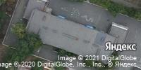 Фотография со спутника Яндекса, улица Руставели, дом 15 в Челябинске