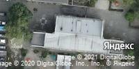 Фотография со спутника Яндекса, улица Белостоцкого, дом 7Б в Челябинске