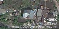 Фотография со спутника Яндекса, улица Пирогова, дом 2 в Челябинске
