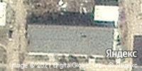 Фотография со спутника Яндекса, улица Ленина, дом 16А в Каменске-Уральском