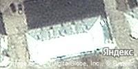 Фотография со спутника Яндекса, Октябрьская улица, дом 20 в Каменске-Уральском