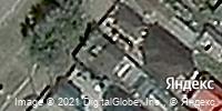 Фотография со спутника Яндекса, улица 1 Мая, дом 26 в Костанае