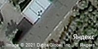 Фотография со спутника Яндекса, улица 1 Мая, дом 151 в Костанае