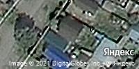 Фотография со спутника Яндекса, улица 1 Мая, дом 264 в Костанае