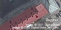 Фотография со спутника Яндекса, Ямская улица, дом 98А в Тюмени