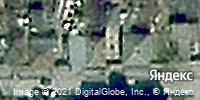 Фотография со спутника Яндекса, Военная улица, дом 6 в Тюмени