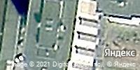 Фотография со спутника Яндекса, Московский тракт, дом 87, корпус 2 в Тюмени