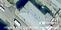 Фотография со спутника Яндекса, улица Республики, дом 3 в Тюмени