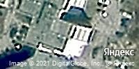 Фотография со спутника Яндекса, Московский тракт, дом 14 в Тюмени