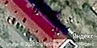 Фотография со спутника Яндекса, улица Котовского, дом 7 в Тюмени