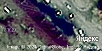 Фотография со спутника Яндекса, улица Котовского, дом 10 в Тюмени