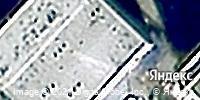 Фотография со спутника Яндекса, улица Мельникайте, дом 72А в Тюмени