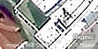 Фотография со спутника Яндекса, улица Мельникайте, дом 70 в Тюмени