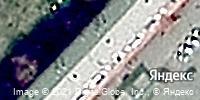 Фотография со спутника Яндекса, улица Мельникайте, дом 58 в Тюмени