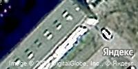 Фотография со спутника Яндекса, улица Мельникайте, дом 67 в Тюмени