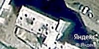 Фотография со спутника Яндекса, улица Мельникайте, дом 59 в Тюмени
