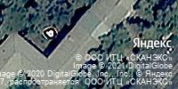 Фотография со спутника Яндекса, улица Шота Руставели, дом 56 в Ташкенте