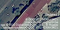 Фотография со спутника Яндекса, улица Шота Руставели, дом 57 в Ташкенте