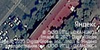 Фотография со спутника Яндекса, улица Шота Руставели, дом 53 в Ташкенте