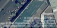 Фотография со спутника Яндекса, улица Шота Руставели, дом 53А в Ташкенте