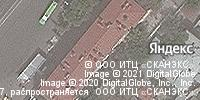 Фотография со спутника Яндекса, улица Шота Руставели, дом 51 в Ташкенте