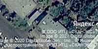 Фотография со спутника Яндекса, улица Шота Руставели, дом 36 в Ташкенте