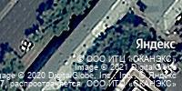 Фотография со спутника Яндекса, улица Шота Руставели, дом 43 в Ташкенте