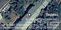 Фотография со спутника Яндекса, улица Шота Руставели, дом 34 в Ташкенте