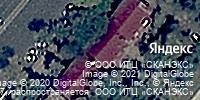 Фотография со спутника Яндекса, улица Шота Руставели, дом 39 в Ташкенте