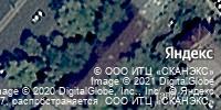 Фотография со спутника Яндекса, улица Шота Руставели, дом 33 в Ташкенте