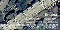 Фотография со спутника Яндекса, улица Шота Руставели, дом 28 в Ташкенте