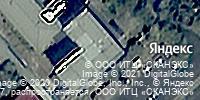 Фотография со спутника Яндекса, улица Шота Руставели, дом 6 в Ташкенте