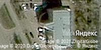 Фотография со спутника Яндекса, проспект Тауелсыздык, дом 6 в Астане